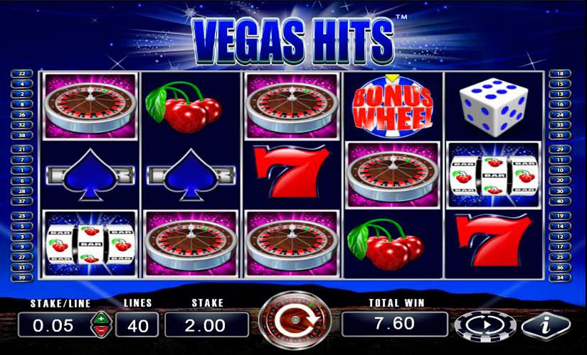 Vegas Hits Slot Machine Online