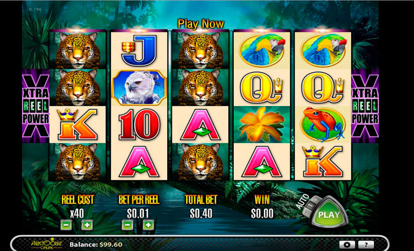 Jaguar Mist Slot Machine Review