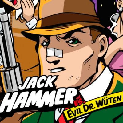 Jack Hammer Slot Machine Review