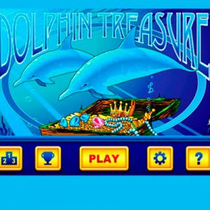 Dolphin Treasure Slot Machine