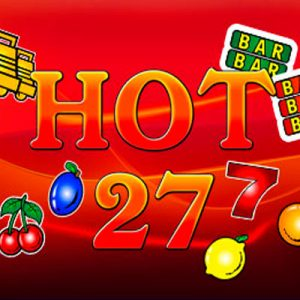 Hot 27 Slot Machine