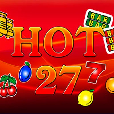 Hot 27 Slot Machine