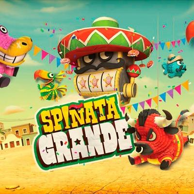 Spiñata Grande Slot Machine