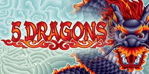 Play For Free 5 Dragons Slot Machine Online