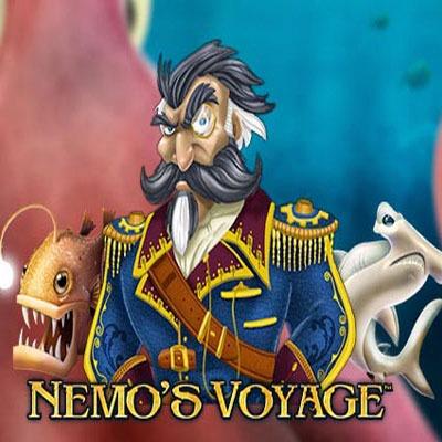 Nemo's Voyage Slot Machine