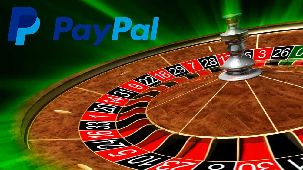 How To Fund Online Casino With Paypal