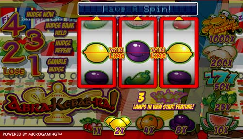 Abrakebabra Slot Machine Online