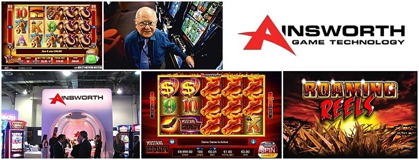 Ainsworth Free Slot Machines