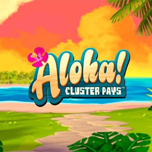 Aloha! Cluster Pays Slot Machine Review