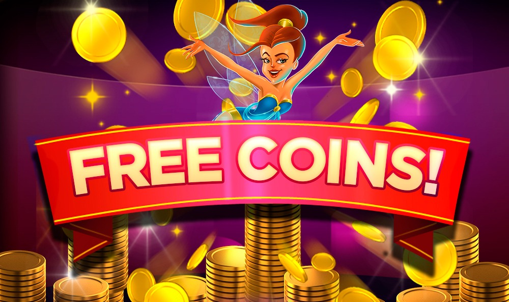Online Slots Free Coins
