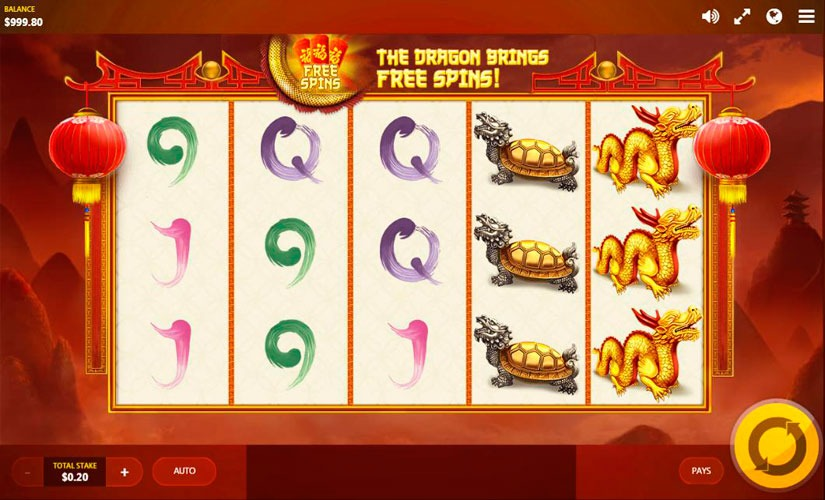 Chinese Treasures Slot Machine Online