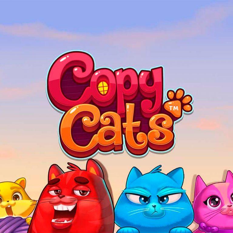 Copy Cats Slot Machine Review