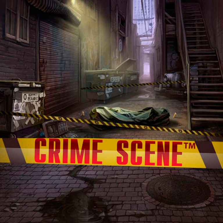 Crime Scene Slot Machine Review