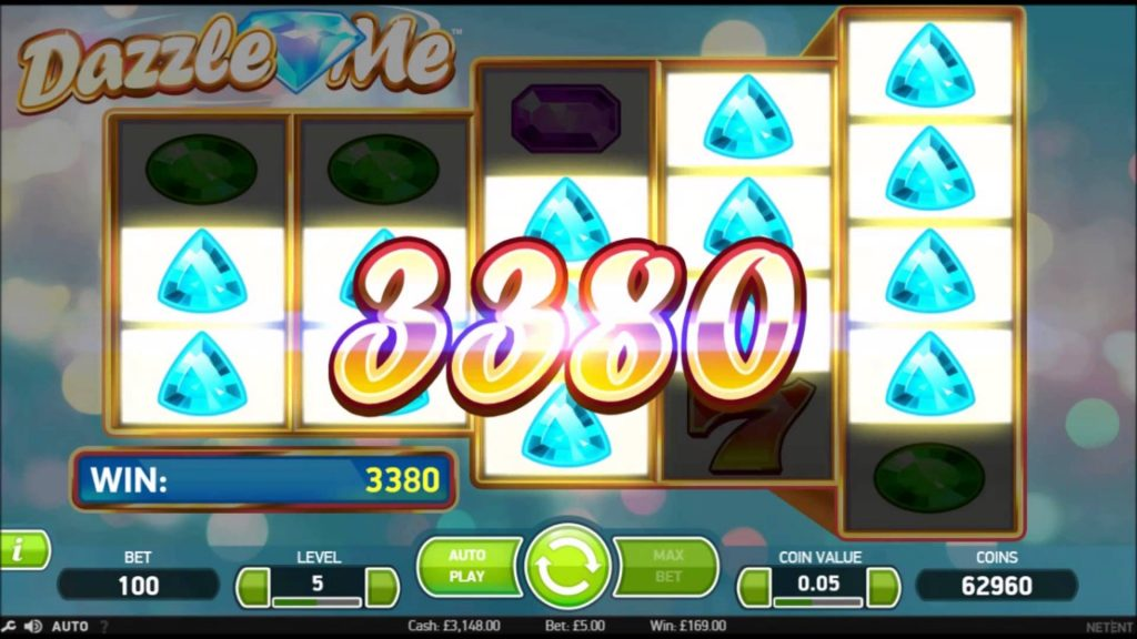 Dazzle Me Slot Machine Online