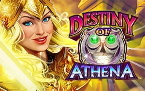 Play For Free Destiny of Athena Slot Machine Online