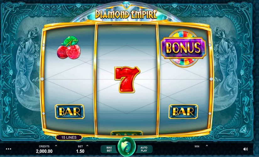 Diamond Empire Slot Machine Review