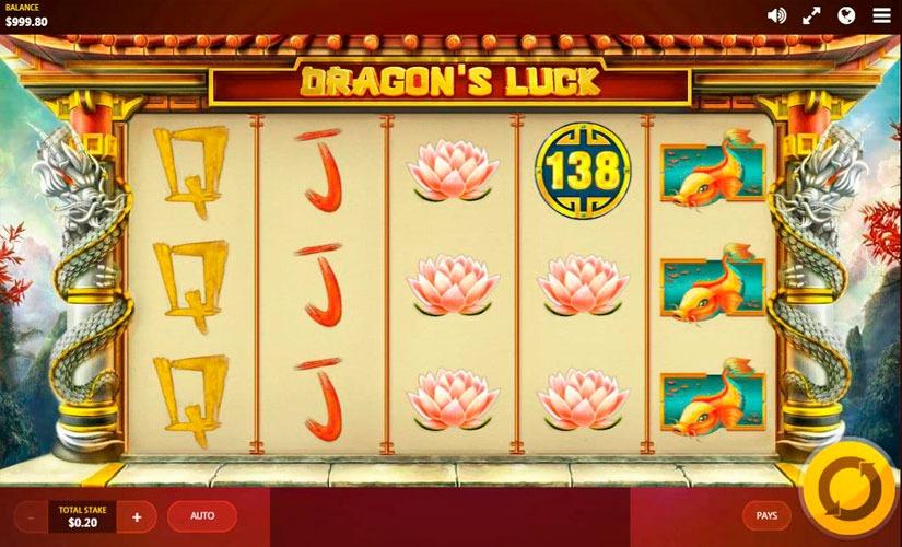 Dragons Luck Rtp