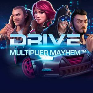 Drive Multiplier Mayhem Slot Machine Review