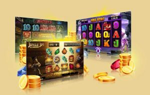 free classic slot machines online