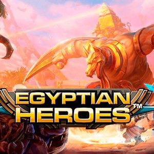 Egyptian Heroes Slot Machine Review