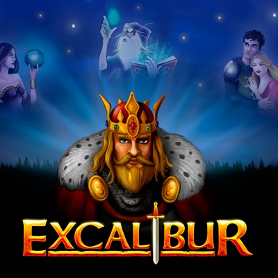 Excalibur Slot Machine Game
