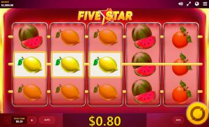Fortunas Fruits Slot Machine