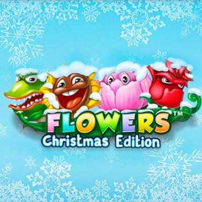 Flowers Christmas Edition Slot Machine