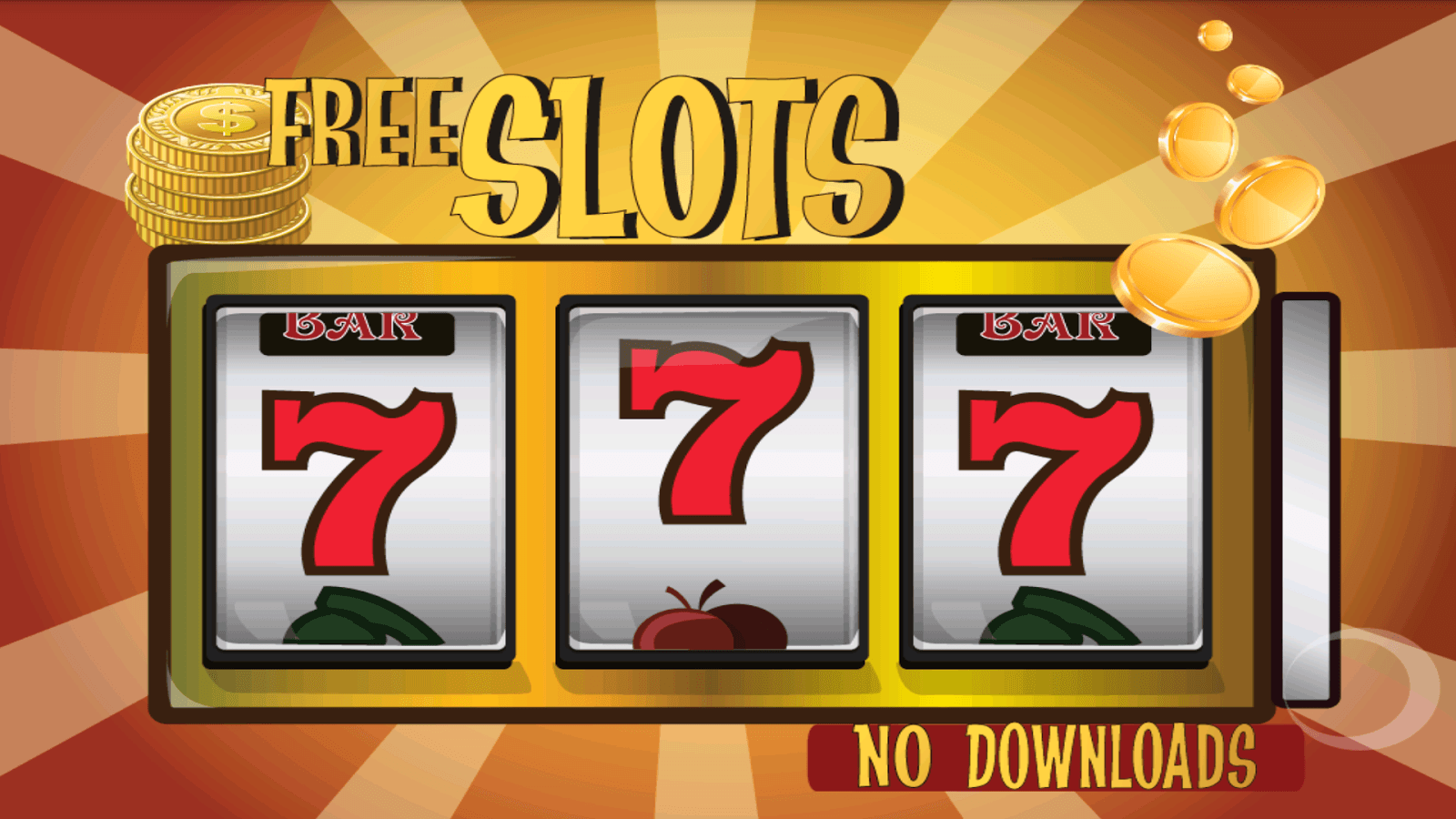 Free Online Vegas Slot Machines