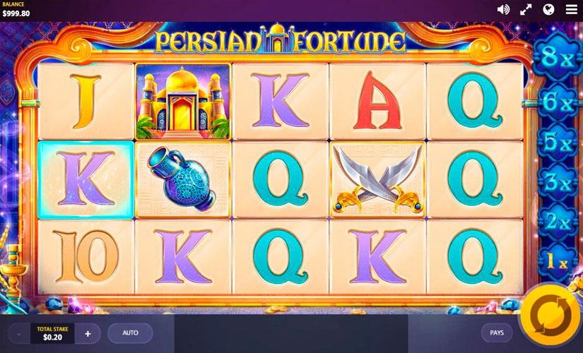 Persian Fortune Slot Machine Online