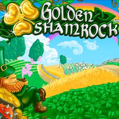 Golden Shamrock Slot Machine