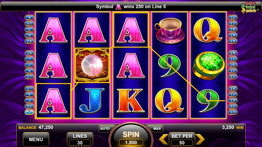 Spiele Gypsy Fire - Video Slots Online