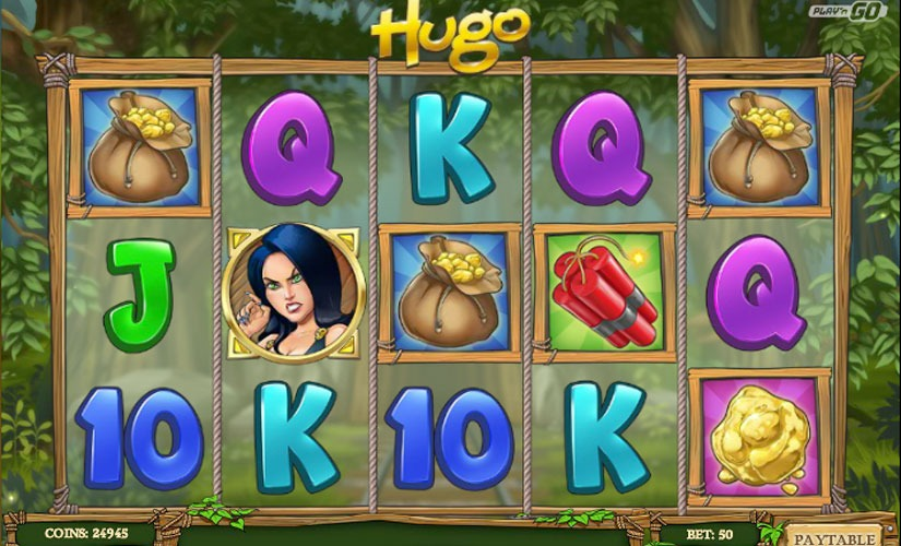 Hugo Slot Machine Review