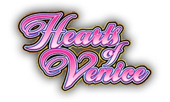 Play For Free Hearts of Venice Slot Machine Online