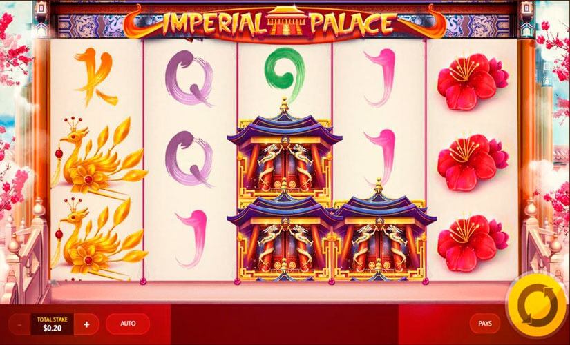 Imperial Palace Slot Machine Online