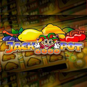 Jackpot 6000 Slot Machine