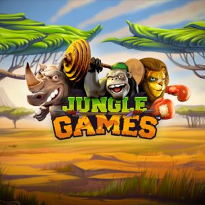 Jungle Games Slot Machine Review