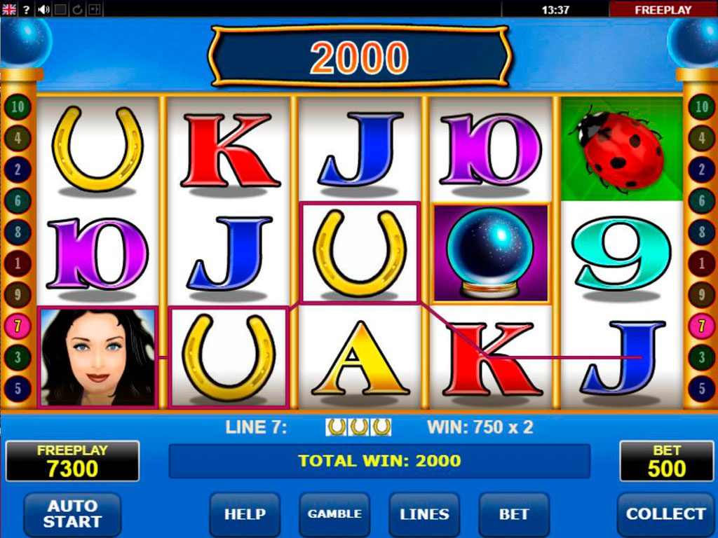 Lovely Lady Slot Machine Review