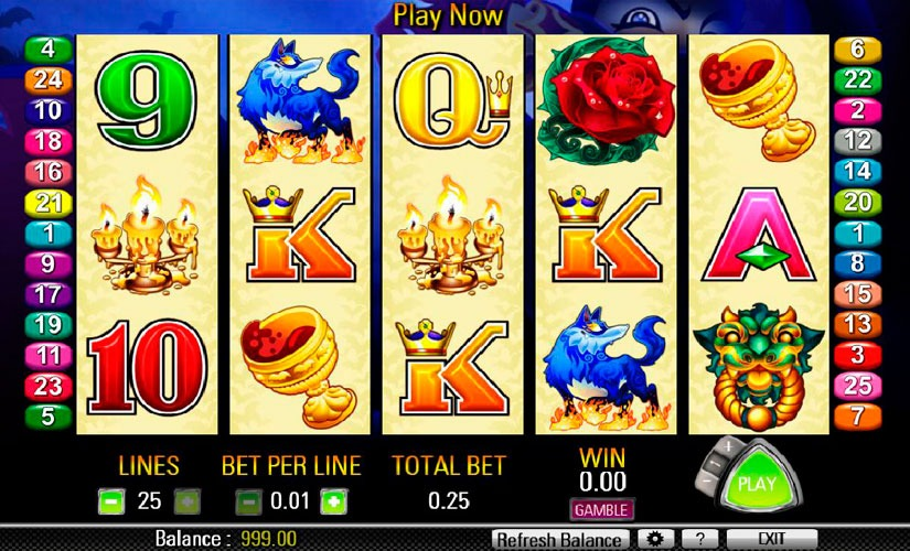Lucky Count Slot Machine Online