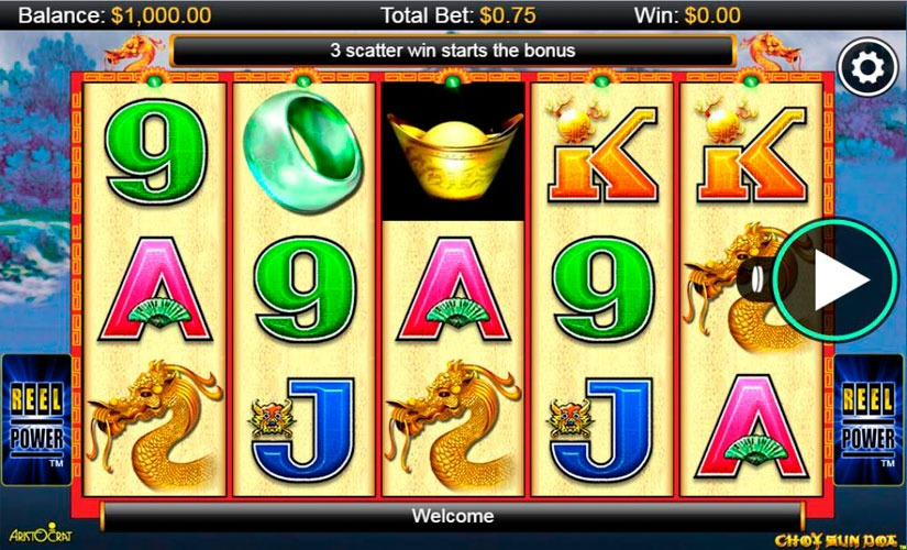 Choy Sun Doa Slot Machine Online