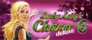 Play For Free Lucky Lady's Charm Deluxe Slot Machine Online