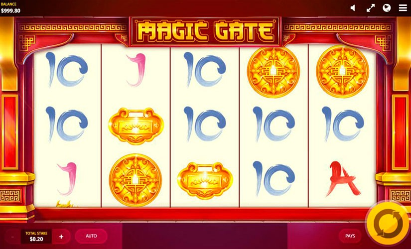 Magic Gate Slot Machine Online