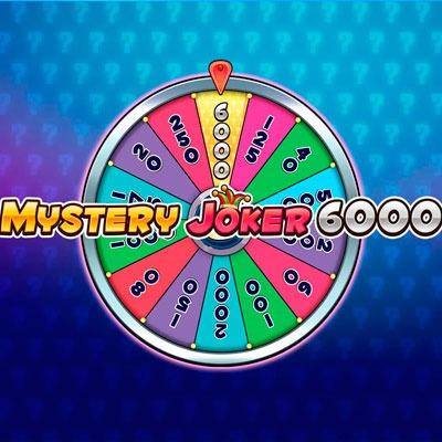 Mystery Joker 6000 Slot Machine Review