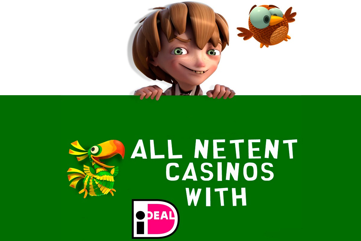 Netent Online Casinos With Ideal Transactions