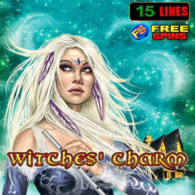 Witches Charm Slot Machine