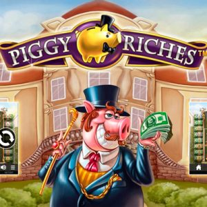 Piggy Riches Slot Game