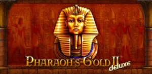 Play For Free Pharaoh`s Gold II Deluxe Slot Machine Online