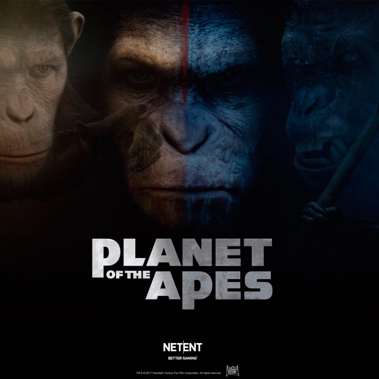 Planet Of The Apes Slot Machine Review