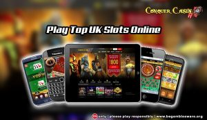 Play The Best Online Slots In UK