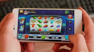 Play mobile casino slot games
