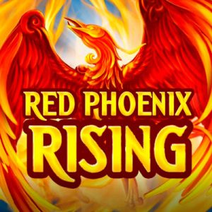 Red Phoenix Rising Slot Machine